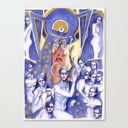 Faust Canvas Print
