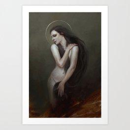 ODIN'S FIRSTBORN Art Print