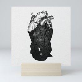 Hands on. Mini Art Print