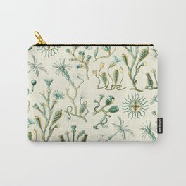 Ernst Haeckel - Scientific Illustration - Campanariae Carry-All Pouch