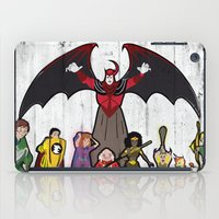dungeons and dragons iPad Cases featuring DUNGEONS & DRAGONS by Zorio
