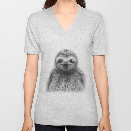 Young Sloth by taiprints