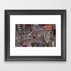 Headspace (Still Frame 2) Framed Art Print