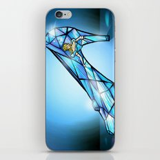 Cinderella Shoe iPhone & iPod Skin