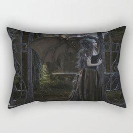 Devastation Rectangular Pillow