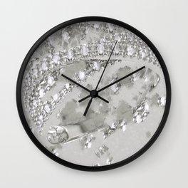SJ Cummings : 5th Floor -Engadgement Wall Clock