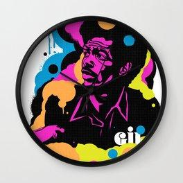 Soul Activism :: Gil Scott-Heron Wall Clock