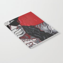 Red Weezy Notebook