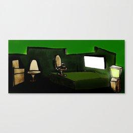 Interior II Canvas Print