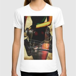 Lara Croft TR3-London T-shirt