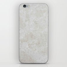 Travertine iPhone & iPod Skin