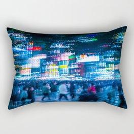 Technological Singularity - Shibuyascapes Rectangular Pillow
