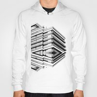 the grand budapest hotel Hoodies featuring Hotel Merriot Budapest. Deconstruction by Villaraco