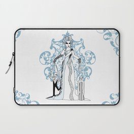 Libra / 12 Signs of the Zodiac Laptop Sleeve