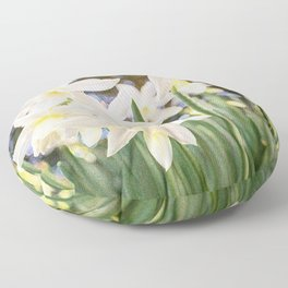 Kiss of Spring Floor Pillow