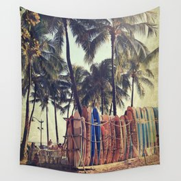 Classic Hawaii Wall Tapestry