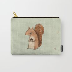 Sarah the Squirrel Carry-All Pouch
