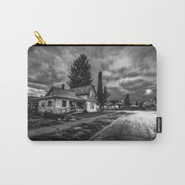 Old house in Spokane Carry-All Pouch