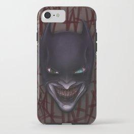 Batjoker iPhone Case