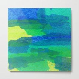 Abstract No. 463 Metal Print
