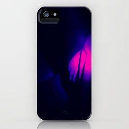NEON LIGHT iPhone Case