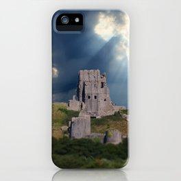 Castle in Sunlight iPhone Case