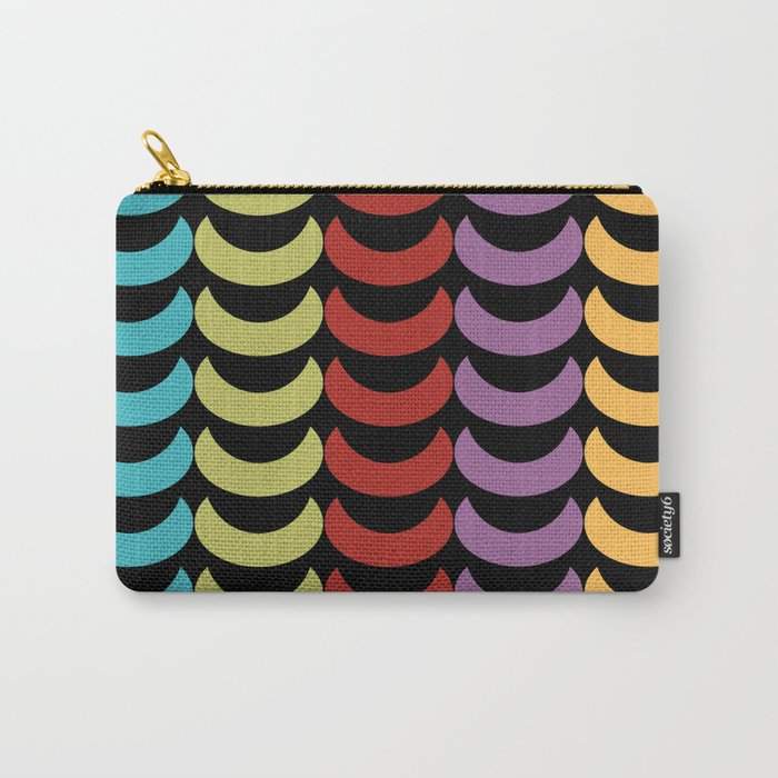 Seamless Geometric Pattern VI Carry-All Pouch