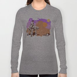 Walker Tejas Ranger Long Sleeve T-shirt