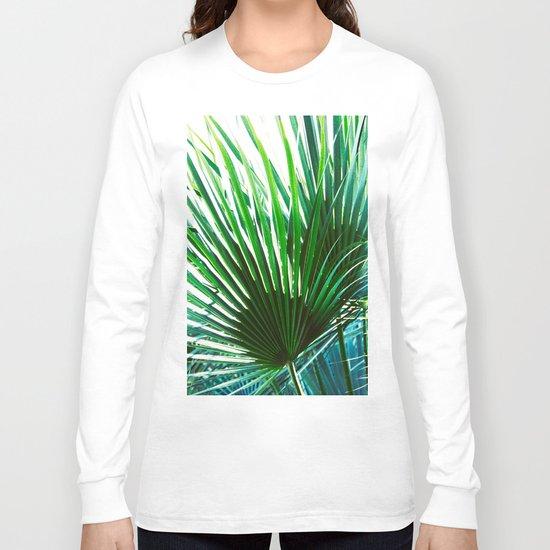 Bright Palm 4 Long Sleeve T-shirt