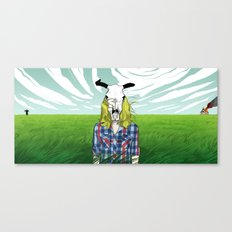 Cowgirl From Hell Canvas Print