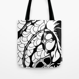 The serpent slayer Tote Bag