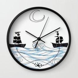 I Ship It Wall Clock