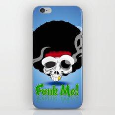 Fonk Me! iPhone & iPod Skin