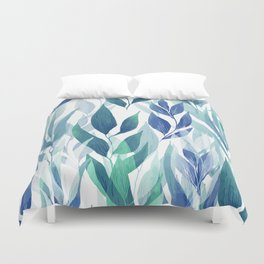 Leafage #02 Duvet Cover