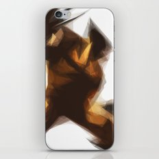 Wolverine iPhone & iPod Skin