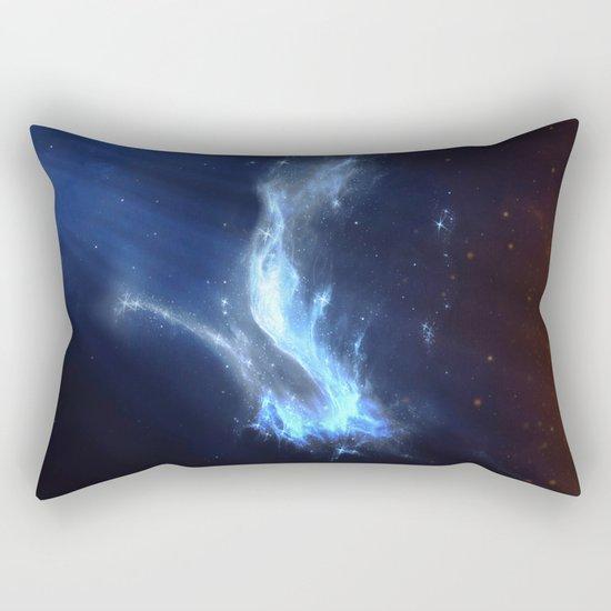 ε Virgo Rectangular Pillow