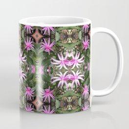 Cactus Blooms Chintz Coffee Mug