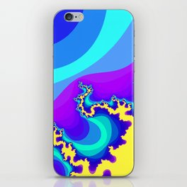 NeXT Mandelbrot iPhone Skin