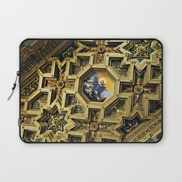 Basilica of Our Lady in Trastevere Laptop Sleeve