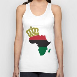 African American Pride t-shirts Unisex Tank Top