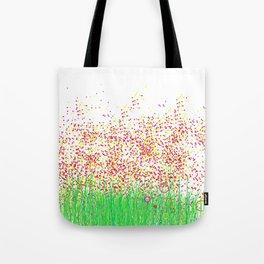 jardin punto Tote Bag