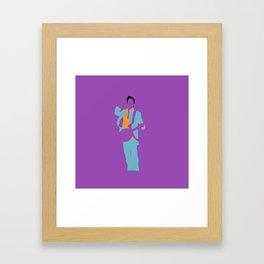Despite Everything Framed Art Print
