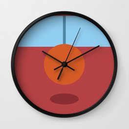 Lets play this game Wall Clock