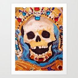 """The Jester"" Art Print"