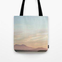 sunny sointula Tote Bag