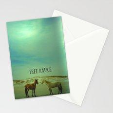 Wild Horses of Cumberland Island Stationery Cards