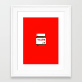 Pixella. Framed Art Print
