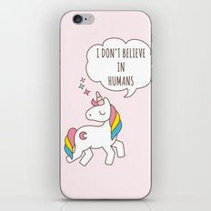 Unicorn iPhone Skin