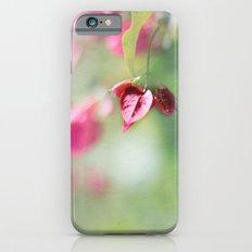 PAINTED BOGANVILLE Slim Case iPhone 6s