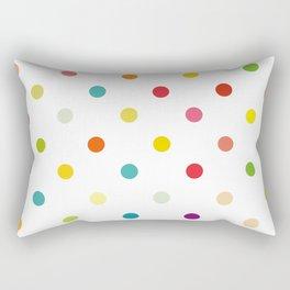 Dots of PRIDE Rectangular Pillow
